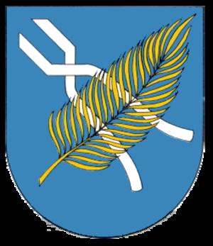 Utzenfeld - Image: Wappen Utzenfeld