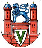 Das Wappen von Uslar