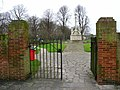 War Memorial, Litten Gardens - geograph.org.uk - 665797.jpg