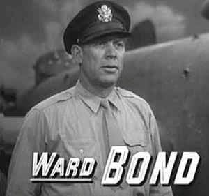 Schauspieler Ward Bond