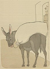 L'âne par Victor Hugo 6 dans ANE