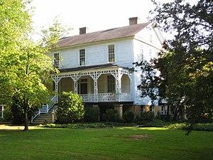 Washington-Wilkes Historical Museum - Image: Washington Wilkes Historical Museum, Wilkes County, GA