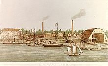 Washington Navy Yard lithograph 1862.jpg
