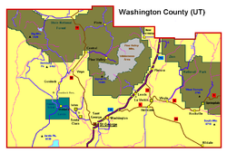 Washington County Utah Wikipedia