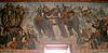 ภาพยุทธหัตถีภายในพระอุโบสถ วัดสุวรรณาดาราม จังหวัดพระนครศรีอยุธยา