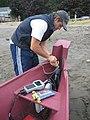 Water Quality Equipment on Canoe (2701313454).jpg