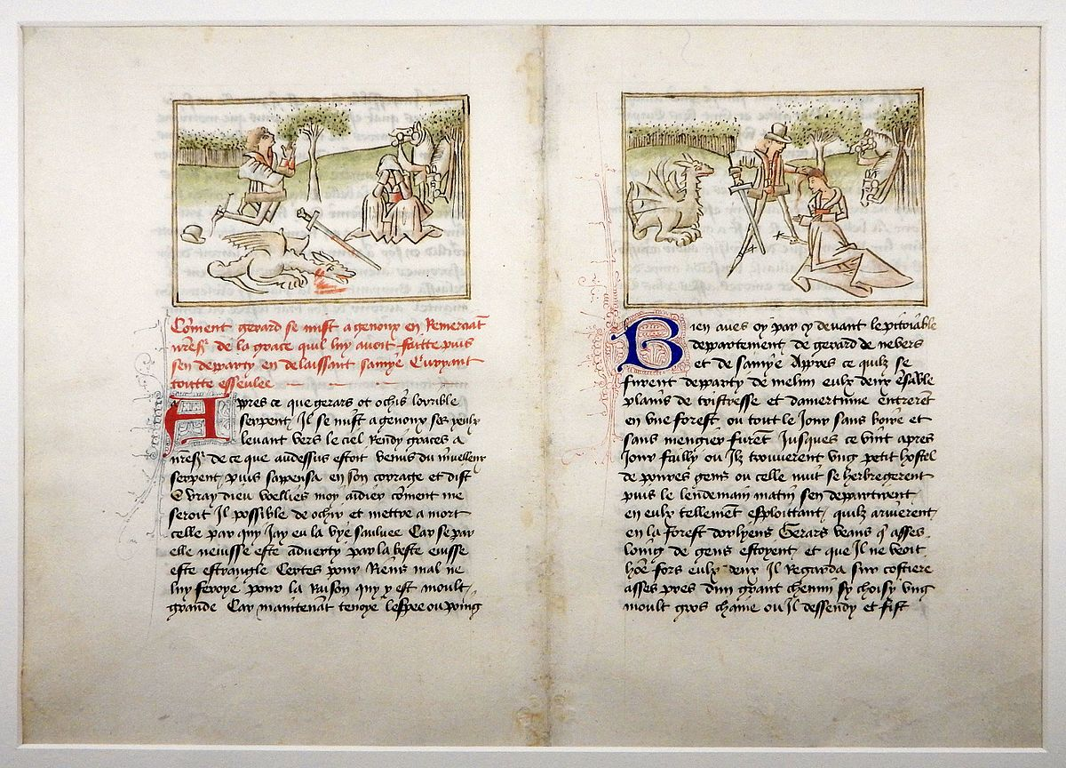 Livre De Gerart Comte De Nevers Wikipedia