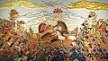 Wayang Painting of Bharatayudha Battle.jpg