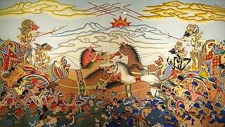Mythology of Indonesia