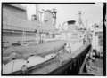 Weather deck, starboard side. - U.S. Coast Guard Cutter FIR, Puget Sound Area, Seattle, King County, WA HAER WA-167-9.tif