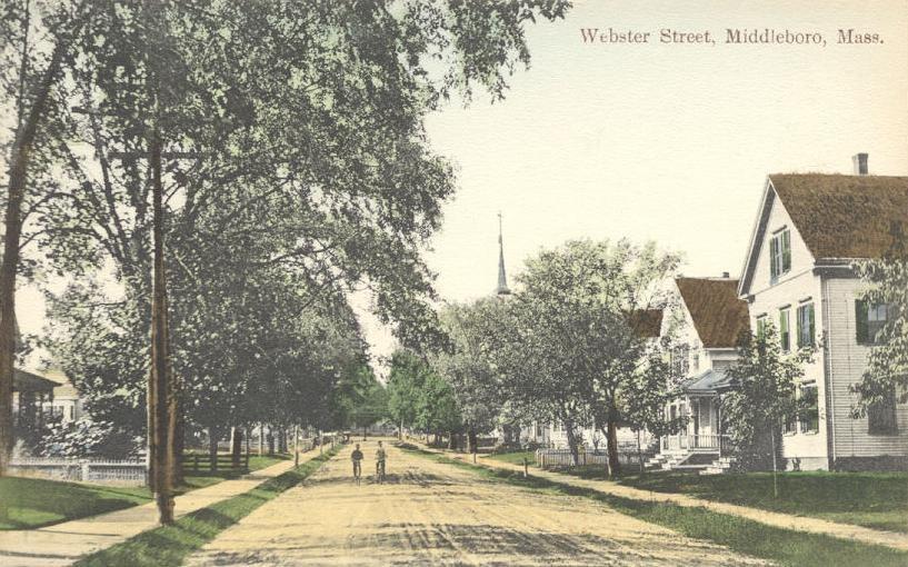 Webster Street, Middleborough, MA