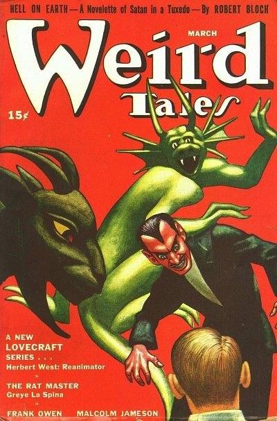 Weird Tales March 1942
