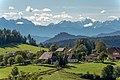 Weitensfeld Kötschendorf und Julische Alpen im Hintergrund 30092020 8082.jpg