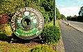Welcome to Broughshane (1) - geograph.org.uk - 1484802.jpg