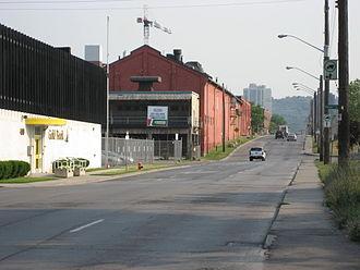 Wellington Street (Hamilton, Ontario) - Wellington North, walking tour