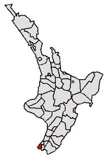 Hauptstadt Neuseelands