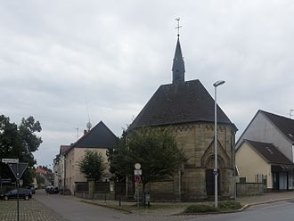 Werl - Werl, Chapelle Mutter Gottes in der Not