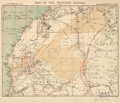 Western Sahara Wikipedia - Us West Coast Map With Cities
