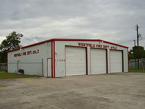 East Aldine, Texas - Westfield Fire Station 2