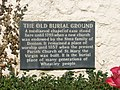 Wheatley - the old burial ground explanatory plaque - geograph.org.uk - 539618.jpg