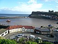 Whitby - Khyber Pass and Harbour View - geograph.org.uk - 679067.jpg