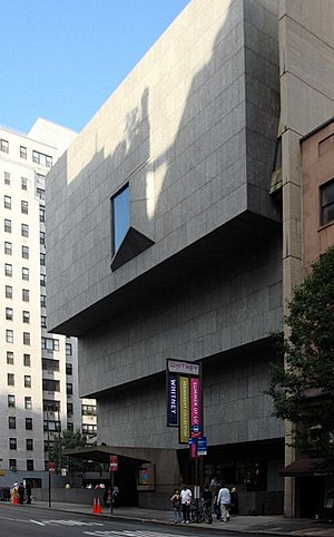 Whitney Museum of American Art/New York