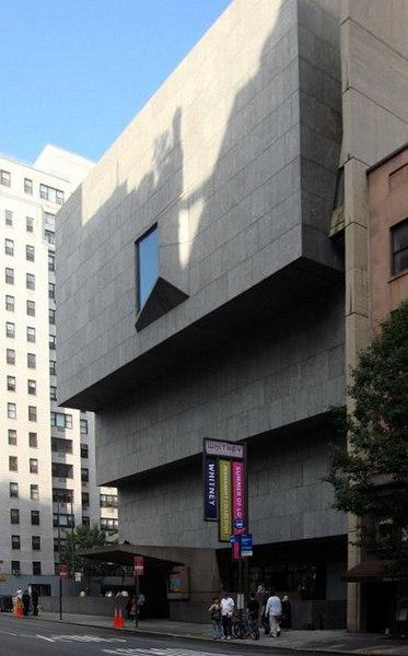 File:Whitney Museum of American Art, New York.jpg
