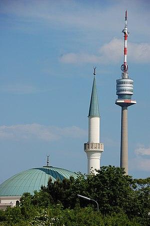 Vienna Islamic Centre - Image: Wien DSC 7593 (2548455100)