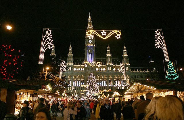 Traditional European Christmas Markets