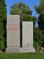 Wiener Zentralfriedhof - Gruppe 32 C - Johann Böhm.jpg