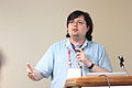 Wikimania 2012 portrait 44 by ragesoss, 2012-07-12.JPG