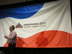 Wikimania 2017 - Closing ceremony 04.jpg