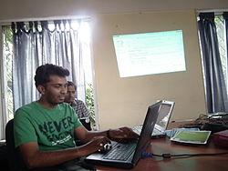 Wikimeetup Bangalore 11 March 2012 2506.JPG