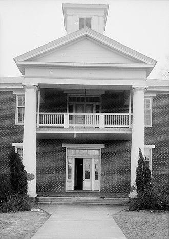 Wilcox Female Institute - Image: Wilcox Female Institute 03