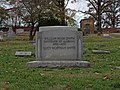 William H. Smith gravesite Nov 2011.jpg