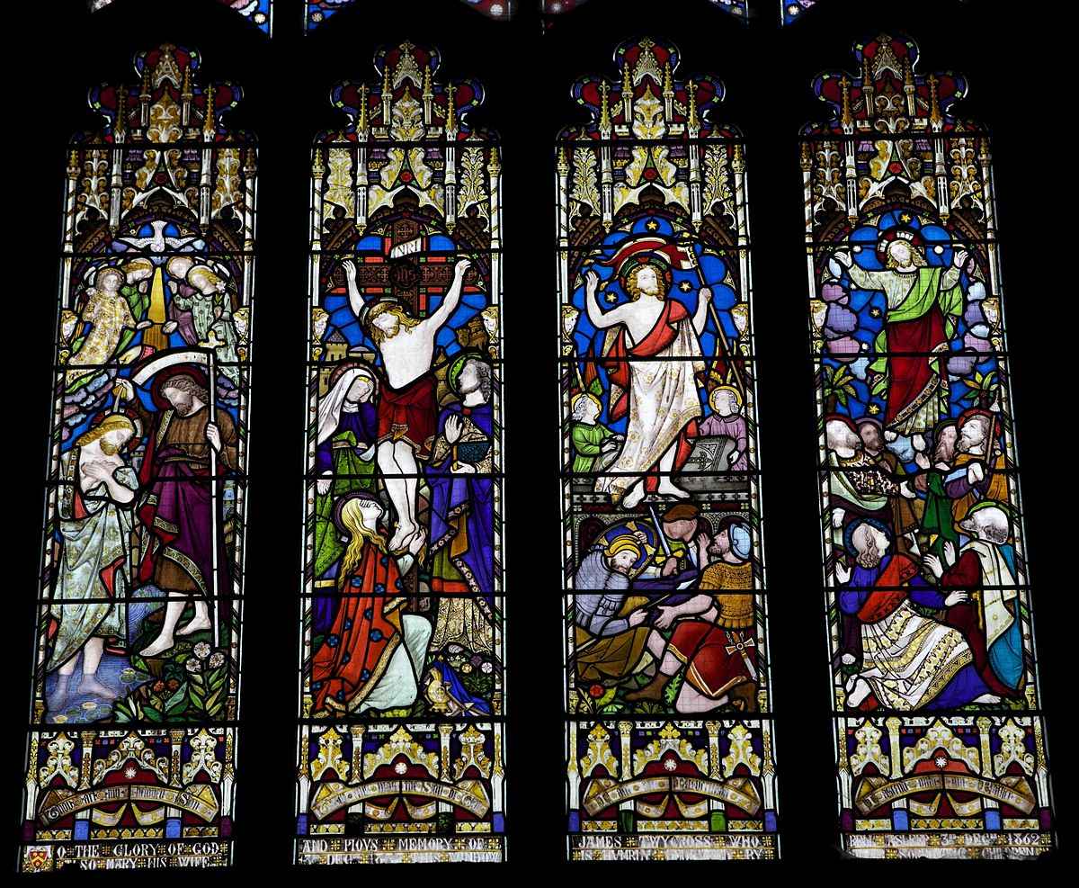 Stained Glass Windows : William holland stained glass maker wikipedia