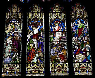 British maker of stained glass