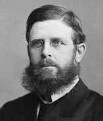 William Mulock - Mulock in 1883