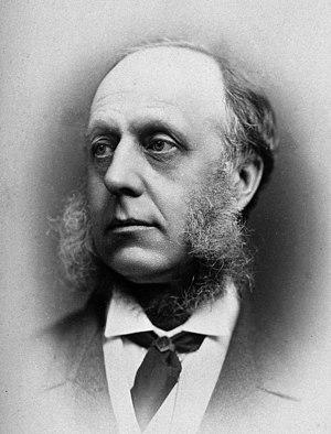 William Overend Priestley - William Overend Priestley in 1881