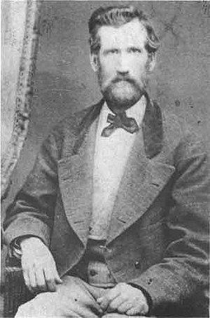 Larcena Pennington Page - William Fisher Scott, second husband of Larcena Pennington Page.