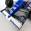 Williams FW16B front wing Donington Grand Prix Collection.jpg