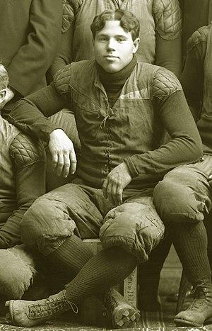 Willie Heston - Heston in 1903