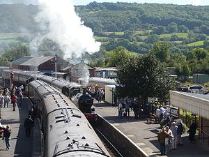 Winchcombe - Winchcombe railway station
