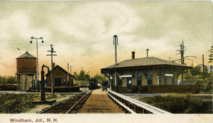 Windham, New Hampshire - Windham jct., ca. 1900