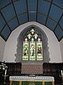 Window by the altar - geograph.org.uk - 1491032.jpg
