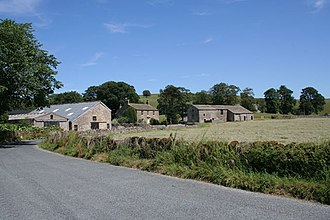 Winterburn - Image: Winterburn Hall Farm