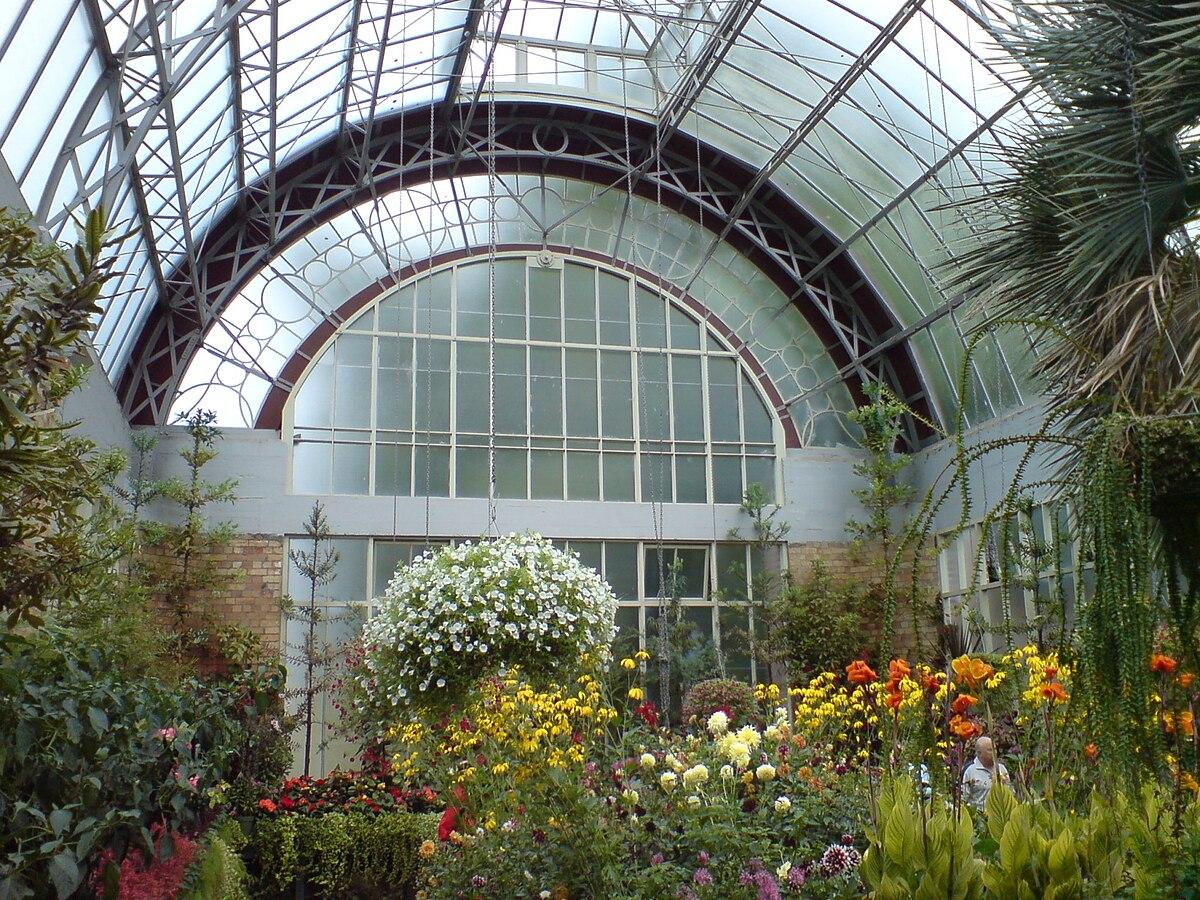 Winter Garden (auckland) ? Wikipedia Garten Dezember Wo Was Verbessern