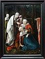 Wolf huber, commiato di cristo dalla madre, 1520 ca.jpg