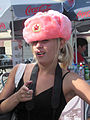 Woman with pink Ushanka.jpg