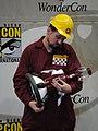 WonderCon 2011 Masquerade - Joel Robinson and Tom Servo (5594078467).jpg